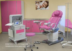 medin-osnashhenie-ginekologicheskih-kabinetov